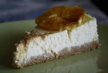 Cheesecakes - entremets