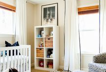 Children's Bedrooms and Nurseries / Spaces for Little Ones