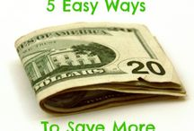 $ Saving Tips / by Jessica Day
