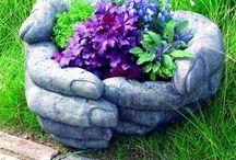 bacs et pots pour terrasses et jardins