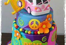 hippie cakes