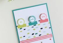 Stampin Up - Tabs for Everything
