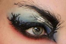 Stare-Worthy Halloween Makeup / Stila's getting in the #Halloween spirit! Here's some picks for festive makeup looks and fun to-try techniques! xoxo / by stilacosmetics