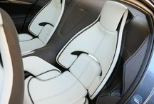 Car interior seats