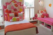 Girls' Rooms Ideas  / by Candi Daitch