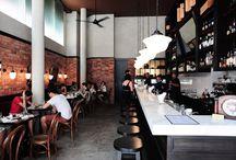SG Restaurants / by Hannah Co