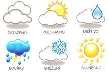 školka počasí