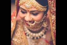 Stunning Bridal Head Jewellery / Treat the blushing bride to beautiful pieces of jewellery for the big day with these great Head Jewellery/mathapatti Ideas. Mathappatti are trending among brides. From a simple beaded design to elaborate mathaptti designs there is so much to choose . See what brides chose to wear for their big day .