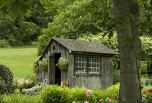 Farmhouse Dreams - Landscape / by Jessica Collins