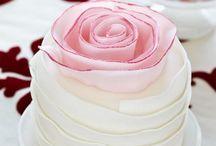 Cake decorating, Frosting etc