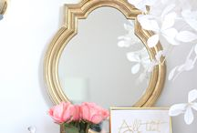 All that glitters! / Bringing a little sparkle to your home with luxury finds from Sweetpea & Willow