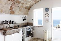 italian kitchens / my dream kitchen in italy