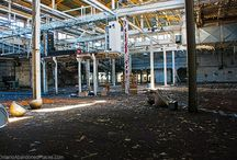 Sweet Tooth / Inside an abandoned candy factory