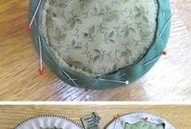 Kľúčenky a iné drobnosti z textilu
