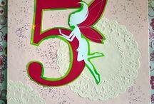 Garden Fairy Birthday Party / Decor, food and games for a garden fairy theme birthday.