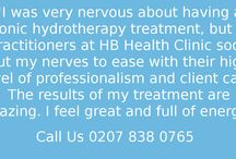 Testimonials / See what our clients say :)  Come and pay us a visit - call 0207 838 0765