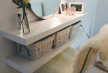 Simple Dressing Table