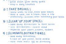 Productivity + Time Management Skills / productivity tips, time management skills, procrastination help, writer's block, writing goals, goal setting, writing advice, motivation