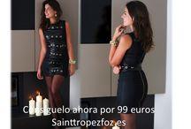 Presentadoras TV y Bloggers ST / Los estilismos de las presentadoras y bloggers de sainttropezfoz.com