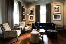 Hotel Ella / Located near the heart of downtown Austin and walking distance to the University of Texas campus, Hotel Ella is a boutique hotel housed in the historic Goodall Wooten House, one of Austin's original landmark estates.