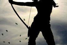 Tatianas archery / by Tatiana Moore