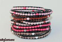bracelets / by Lisa Tomblin