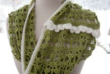 FREE CROCHET SCARVES / GET STARTED WITH THESE PATTERNS