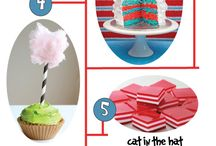 Dr suess birthday ideas