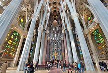Antoni Gaudi / Inspire-se e admire-se com lindos projetos de Antoni Gaudí. Aqui você vai ver Antoni Gaudi obras, Antoni Gaudi estruturas e muitas obras de Antoni Gaudi. Aproveite!  #projetosarquitetonicos #arquiteturas #obrasantonigaudi #designearquitetura