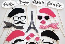 Paríž party