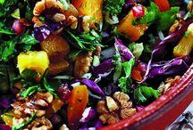 Grønsager/salater