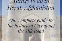 Travel: Afghanistan