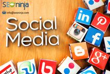 Social Media Marketing / Social media marketing can help with number of goals such as increasing the website traffic, building conversions, raising brand awareness, creating brand identity and more.