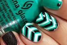 Nails / Mooie gelakte nagels