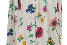 Boho Skirts Dress