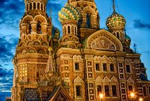 Russia / Some great travel pins of Russia.