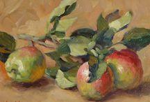 Arte / Frutas y verduras. / by Esther Vargas