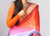 Drape saree for a perfect slim look