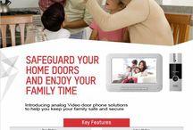VideoDoorPhone / Know your visitors before opening the door!
