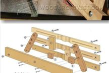 ideas en trabajos de madera
