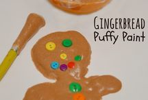 Speech Therapy-Gingerbreads