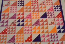 Quilting or sewing / by Shaunda Landry