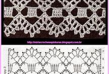 Crochet Edges and Patterns