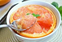 LEAP Grapefruit / LEAP friendly Grapefruit recipes and products