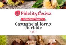 castagne cotte alforno