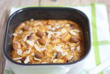 Recepten / Ontbijt, guinoa, appel, kaneel.