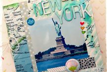 Scrapbook - New York