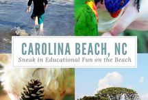 North Carolina Family Travel