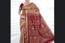 Traditional Printed Designer Sarees