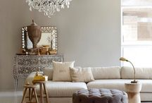 Sofas  / by Michelle Kellner